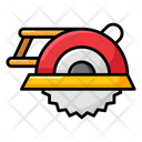 Circular Saw Saw Cutting Tool Icon