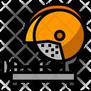 Saw Tool Circular Icon