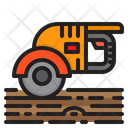 Circular Saw Saw Wood Icon
