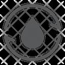 Circulating fuel Icon