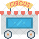 Circus Cage Car Icon