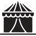 Circus Tent Party Icon