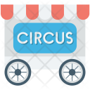 Circus Cage Cart Icon