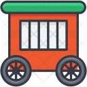 Circus Cage Icon