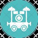 Circus calliope Icon