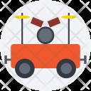 Car Train Parade Icon