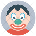 Circus Clown Icon