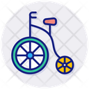 Circus Cycle Icon