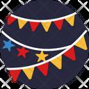 Circus Decoration Icon