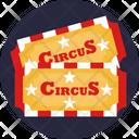 Circus Label Icon