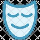 Circus Mask Icon