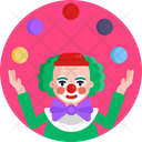 Circus Performer Icon