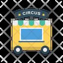 Circus Stall Icon