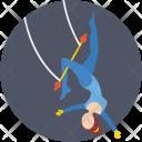 Swing Trapeze Show Icon