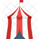 Circus Tent Tent Leisure Icon