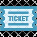 Circus Ticket Icon