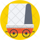 Trolley Cart Wagon Icon