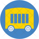 Circus Trolley Icon