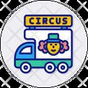 Circus Van Icon