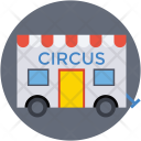 Circus Wagon Icon