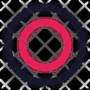 Cirlce Icon