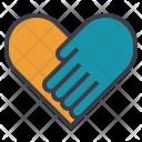 Citizenship Heart Love Icon