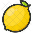 Citrus Fruit Juicy Icon