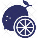 Citrus Fruit Juicy Fruit Icon