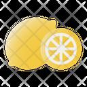 Citrus Lemon Lime Icon