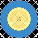 Citrus Half Fruit Icon