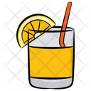 Citrus Drink Icon