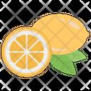 Aromatherapy Citrus Flavour Lemon Icon
