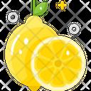 Citrus Fruits Lemon Vegetable Icon