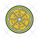 Citrus Lime Lemon Icon