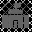 City Hall Government Icon