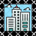 Megapolis City Modern Icon