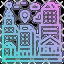 City Town Property Icon