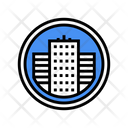 City Business Center Icon