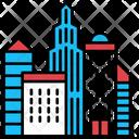 Buildings City Urban Icon
