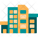 City Buildings Office Icon