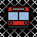 City Bus Shuttle Icon