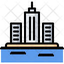 City Island Water Icon