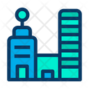 City Buildings Icon