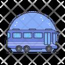 City Bus Bus People Icon