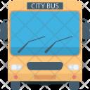 Bus City Transport Icon