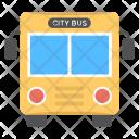 City Bus Tour Icon