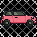 City Car Mini Car Vehicle Icon