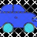 City Car Mini Car Economy Car Icon
