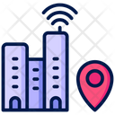 City Location Map Mode Location Icon