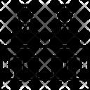 City Lockdown Icon